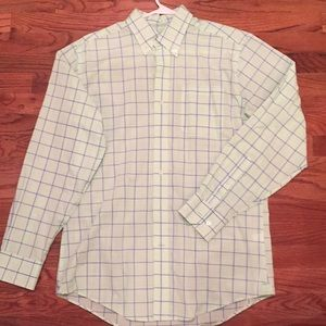 Southern Tide Light Green Button Down